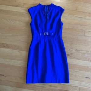 Blue Trina Turk Size 6 Dress